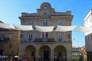Ayuntamiento de Orense, el principal edificio civil de Orense