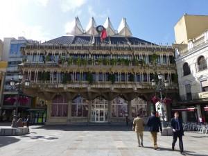 Ayuntamiento de Ciudad Real en la Plaza Mayor, qué ver y hacer en Ciudad Real