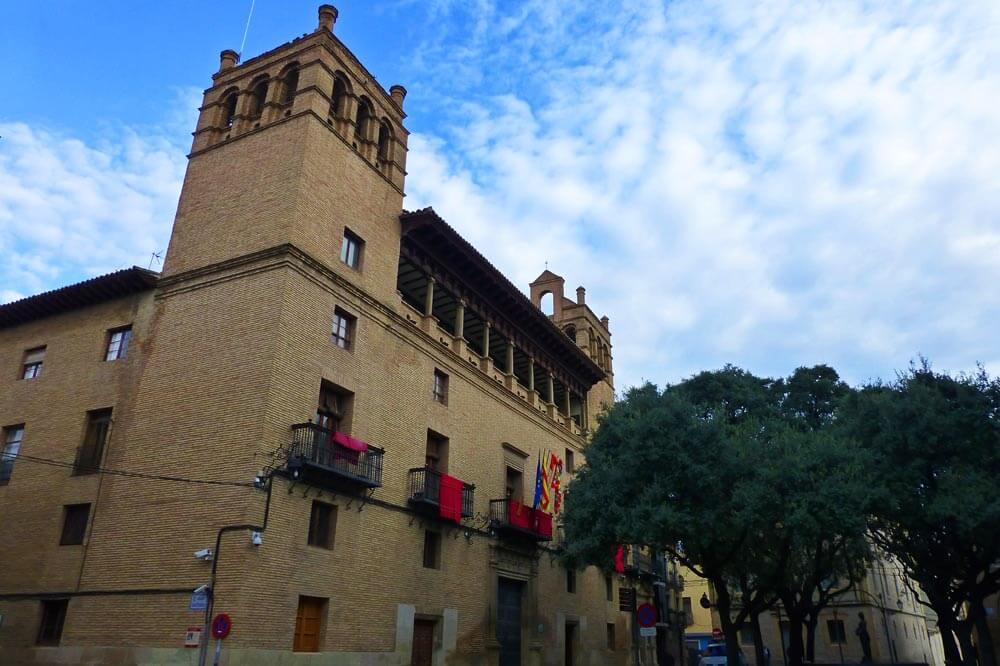 Edificios civiles de Huesca