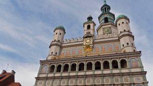 Ático del Antiguo Ayuntamiento de Poznan