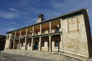 Ayuntamiento de Torrelaguna, antiguo pósito municipal