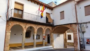 Ayuntamiento de Uclés