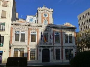 Edificio del Ayuntamiento Viejo, museos de Albacete