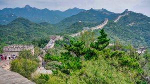 Gran Muralla China, una de las Siete Nuevas Maravillas del Mundo
