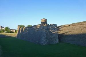 Castillo de San Pedro o Ciudadela de Jaca, uno de los principales monumentos de la ciudad