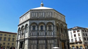 Baptisterio de Florencia, uno de los edificios religiosos más antiguos de la ciudad