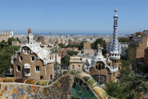 Parque Güell, una de las visitas imprescindibles de Barcelona