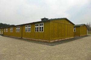 Barracones del Campo de Exterminio de Sachsenhausen