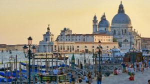 Basílica de Santa María de la Salud, una de las iglesias más bonitas de Venecia