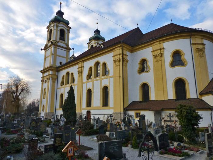 Iglesias de Innsbruck