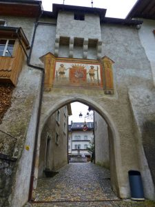 Belluard de Gruyeres