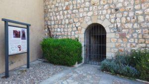 Bodega de la Muralla, única accesible mediante visitas guiadas