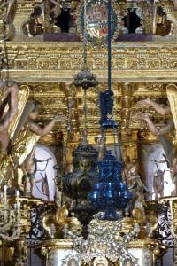 Botafumeiro de la Catedral de Santiago de Compostela