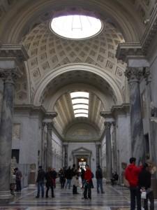 Brazo Nuevo, Museo Chiaramonti