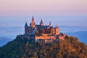 Castillo de Hohenzollern, uno de los más bellos de Alemania