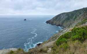 Cabo Finisterre, un símbolo de la Costa de la Muerte