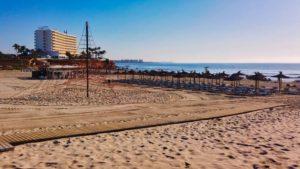 Cala Bosque o Playa de La Zenia