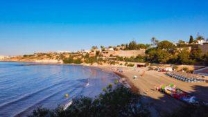 La Caleta, la más bonita de las playas de Cabo Roig