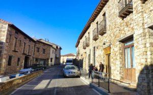 Calles de Prádena del Rincón
