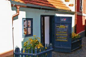 Casa del Callejón del Oro reconvertida en tienda de souvenirs