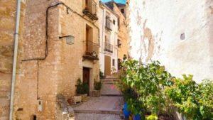 Calles del Barrio Medieval de Bocairente