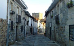 Calle del casco histórico