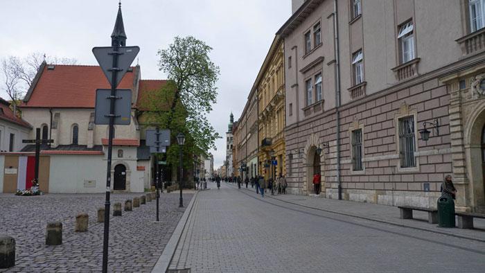 Atracciones de Cracovia