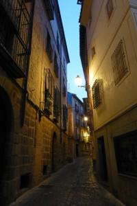 Plazas, Calles y patios de Toledo