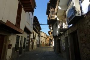 Arquitectura tradicional de la Comarca de La Vera