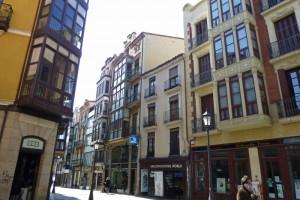 Edificios modernistas del casco histórico de Zamora