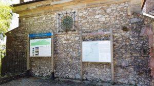 Señalización del del Camino de Santiago del Norte y el Camino Lebaniego