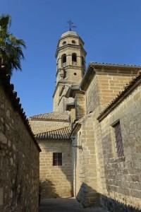 Torre campanario de la Catedral de Baeza
