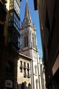 Torre de la Catedral de Bilbao