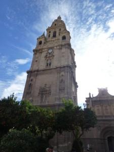 Campanario de la Catedral de Murcia