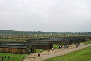 Campo de Exterminio de Birkenau o Auschwitz II