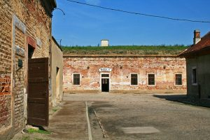 Campo de Concentración de Terezín, ubicado cerca de Praga