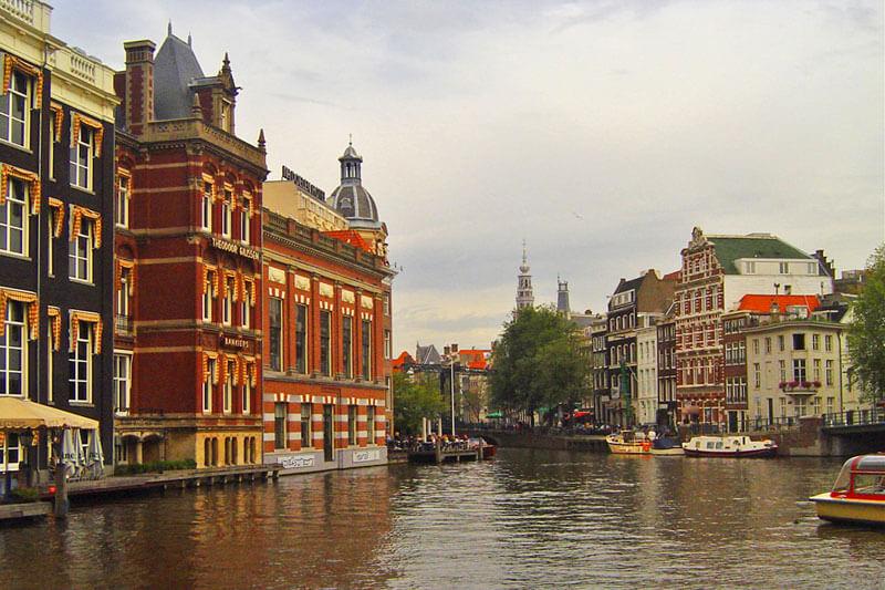 Canales de Ámsterdam, el principal atractivo de la ciudad