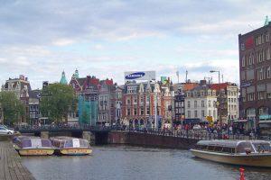 Canales de Ámsterdam, declarados Patrimonio de la Humanidad