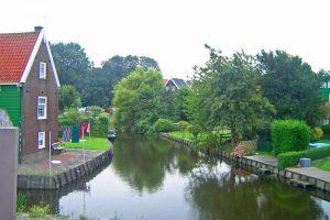 Canales de Marken, uno de los pueblos más bonitos de Holanda