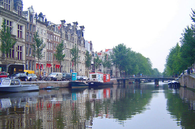 Coffee shops de Ámsterdam