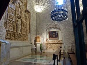 Capilla de los Cocas en la Iglesia de San Pedro, iglesias de Ciudad Real