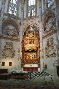 Capilla de los Condestables en la Catedral de Burgos