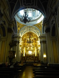 Capilla de la Virgen del Camino, iglesias de Pamplona
