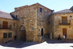 Cárcel de la Villa, una de las visitas turísticas más singulares de Pedraza