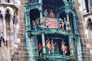 Carillón del Nuevo Ayuntamiento de Múnich (Glockenspiel)