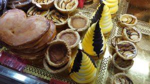 Carolina, el dulce más típico de Bilbao