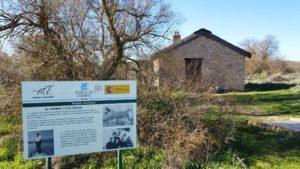 Casa de Don Bautista, primer guarda forestal del parque