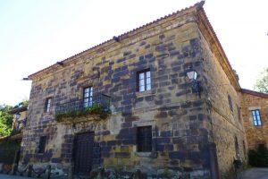 Casa de los Cañones o Casa de los Cantolla en Liérganes