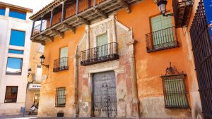 Casa solariega en la Plaza Mayor de Campo de Criptana