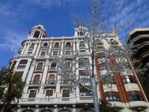 Casa Cerdá, uno de los edificios civiles de Murcia, qué ver y hacer en Murcia
